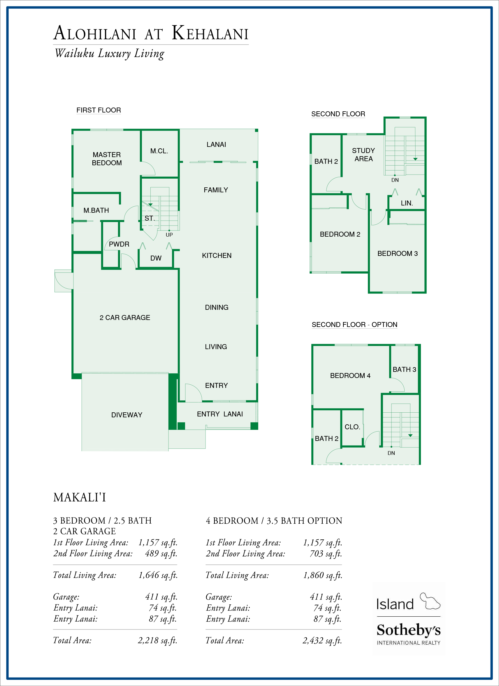 map and floor plan ke alohilani wailuku
