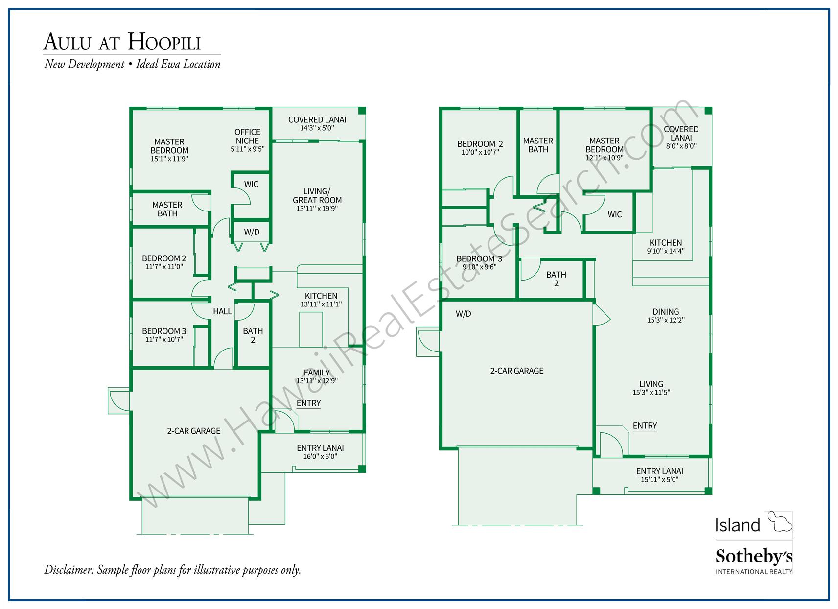 Aulu At Hoopili Homes For Sale Ewa Real Estate Oahu