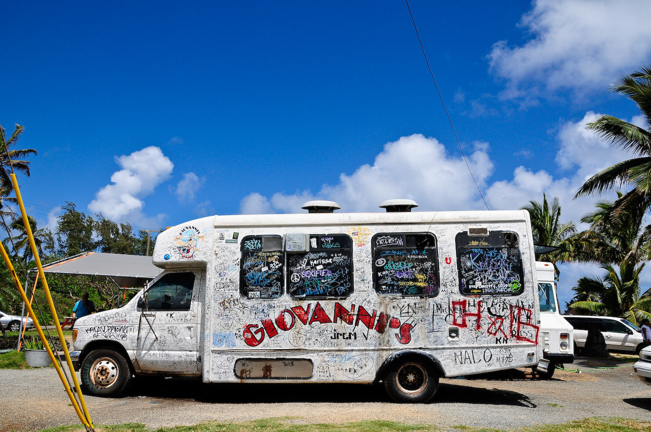 Giovanni's Food Truck Oahu