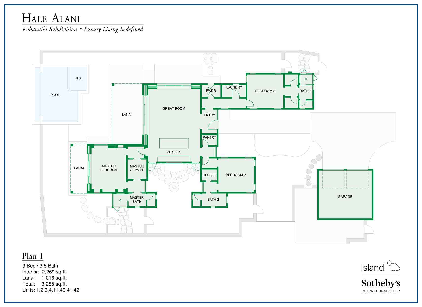 hale alani floor plan big island