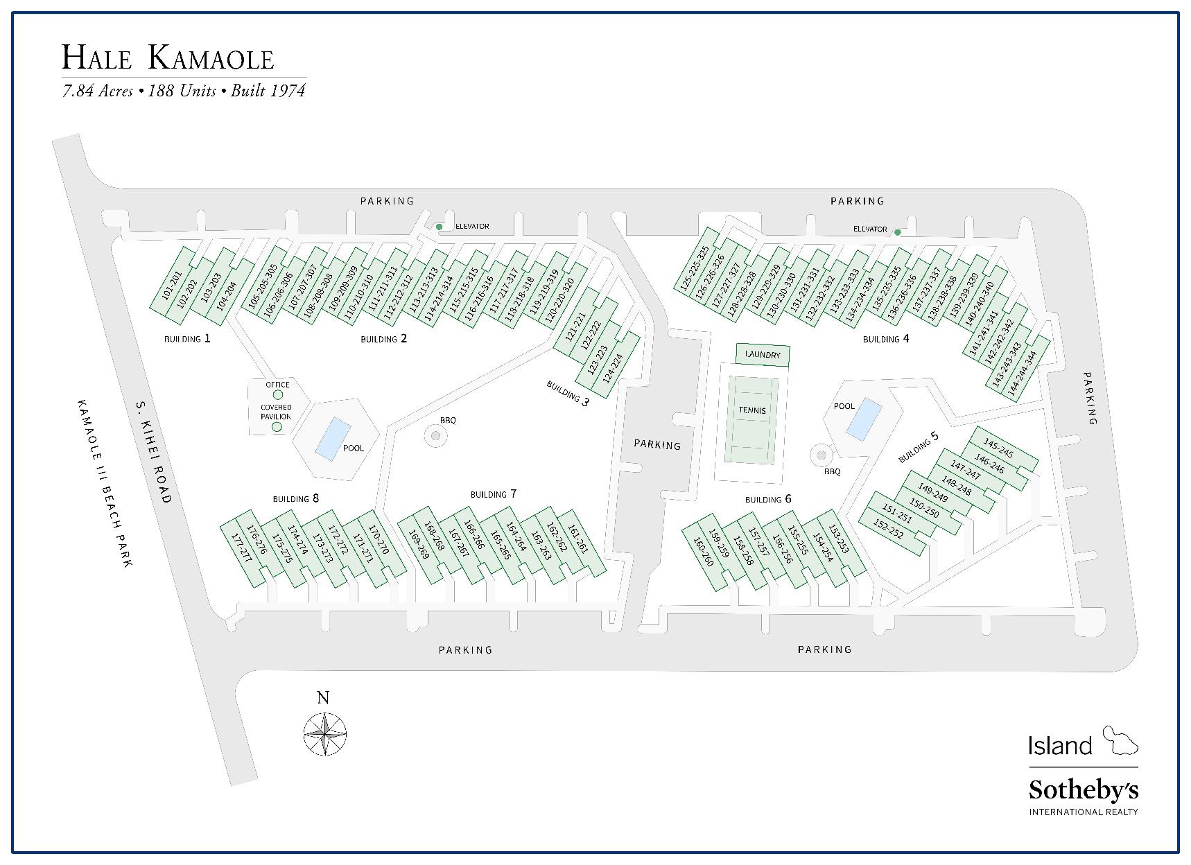 Hale Kamaole Condos For Sale   Kihei Real Estate, Maui on kiahuna plantation property map, maui banyan property map, wailea beach villas property map, kihei akahi property map, makena surf property map,