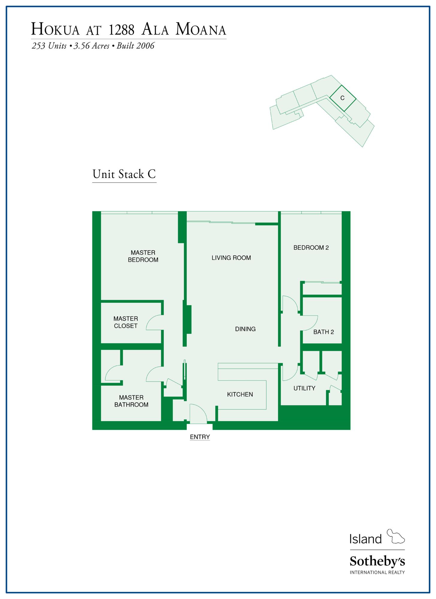 Hokua at 1288 Ala Moana | Luxury Condos For Sale