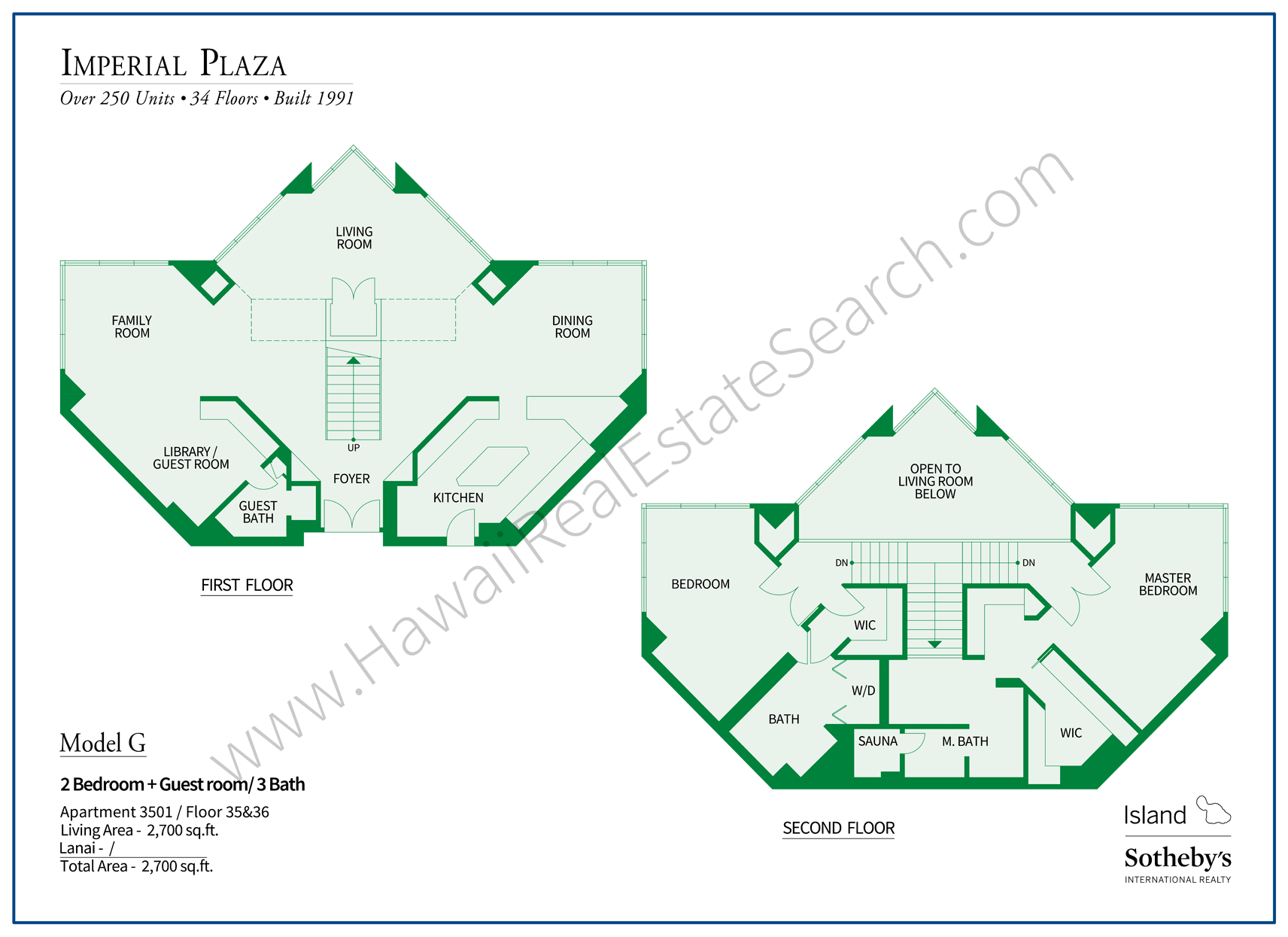 Imperial Plaza Floor Plan G