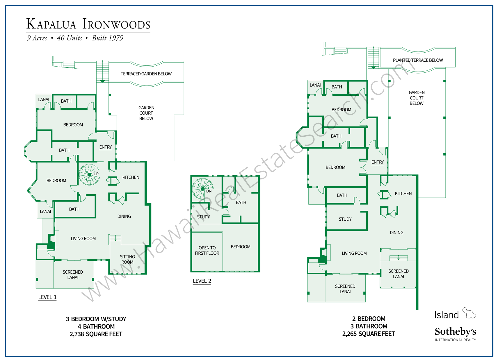 kapalua ironwoods floor plan 3 bedroom