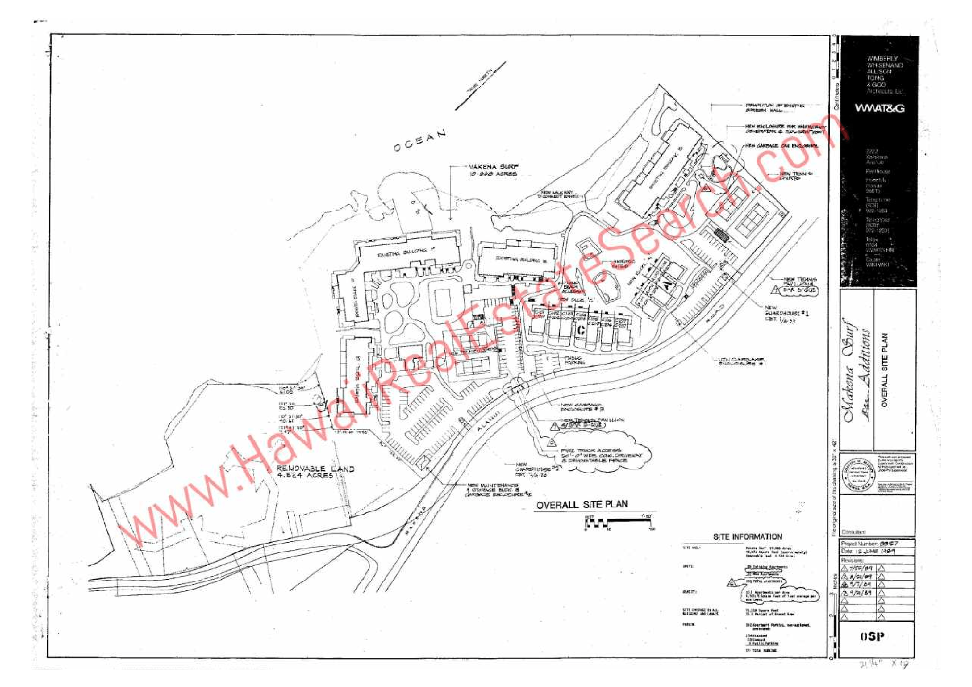 Makena Surf Map - Public Records