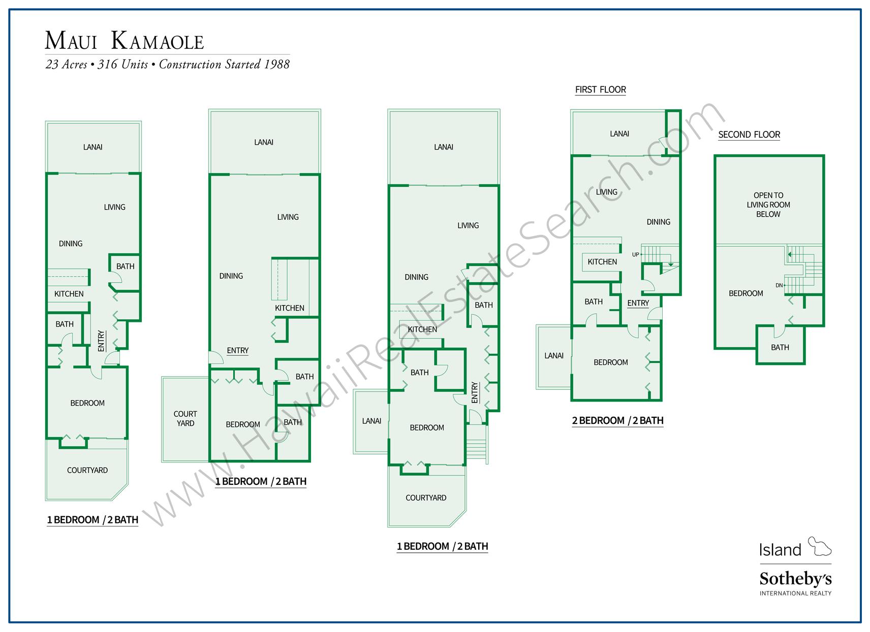 Maui Kamaole Condos For Sale Kihei Real Estate Maui