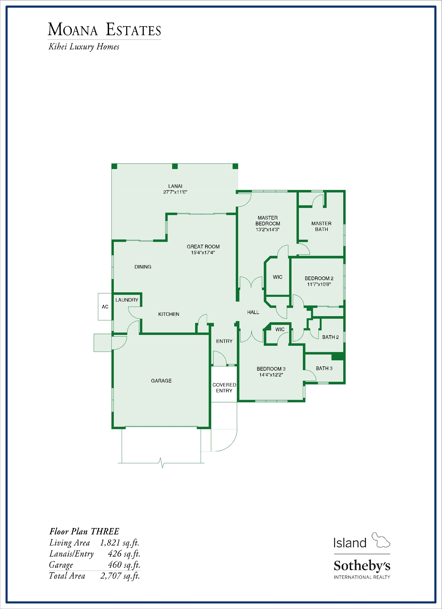 Moana Estates Floor Plan 3
