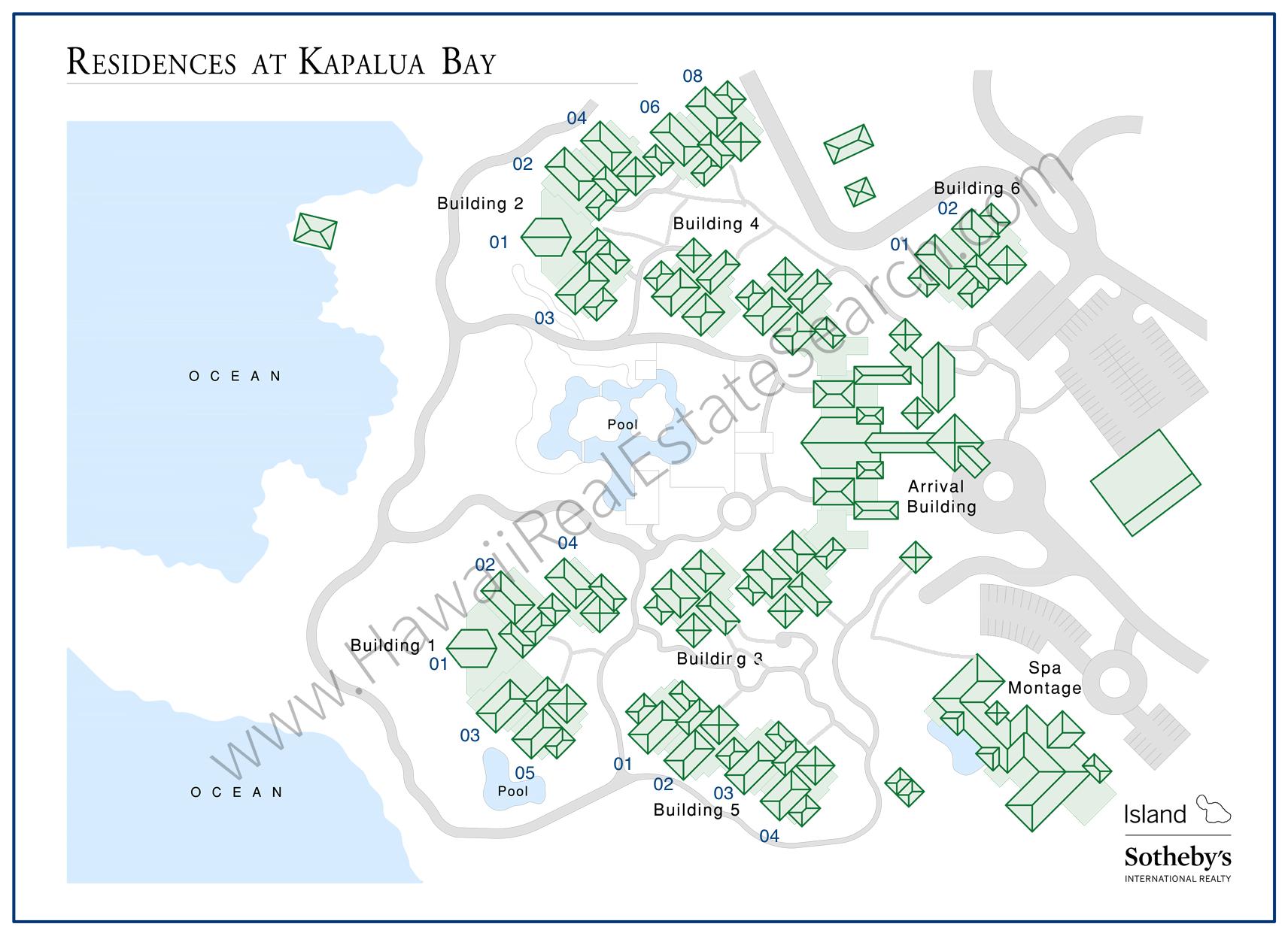 Kapalua Hawaii Map.Montage Kapalua Condos For Sale Luxury West Maui Hawaii