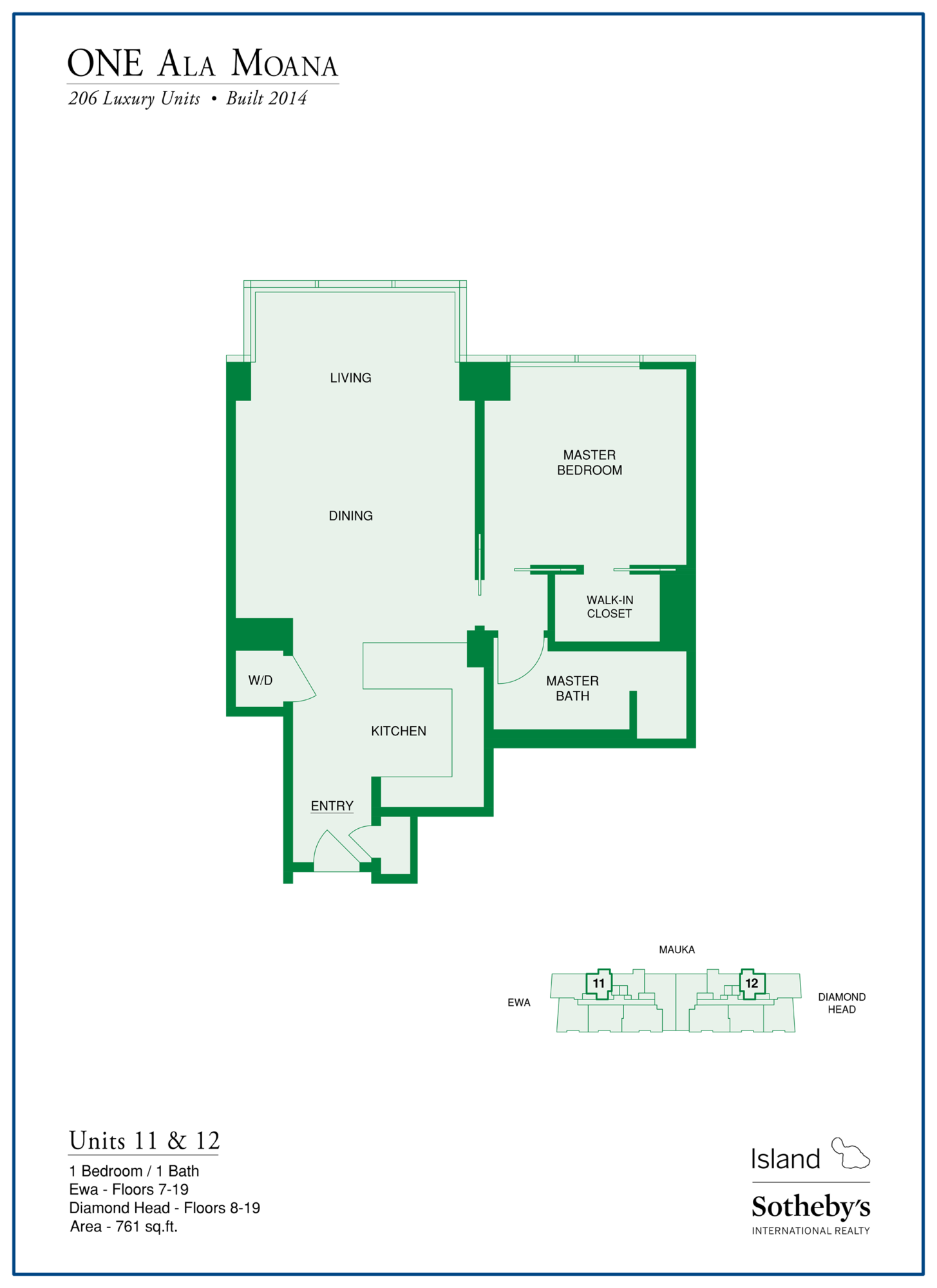 one ala moana floor plan stack 10