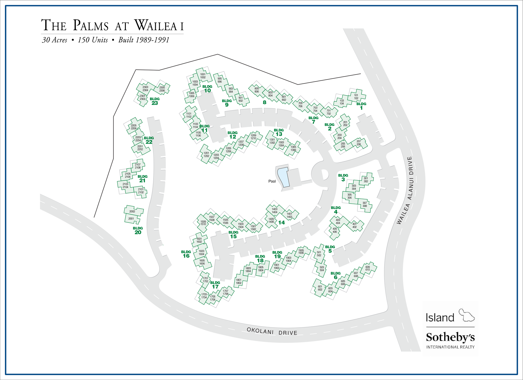 palms at wailea map updated 2018