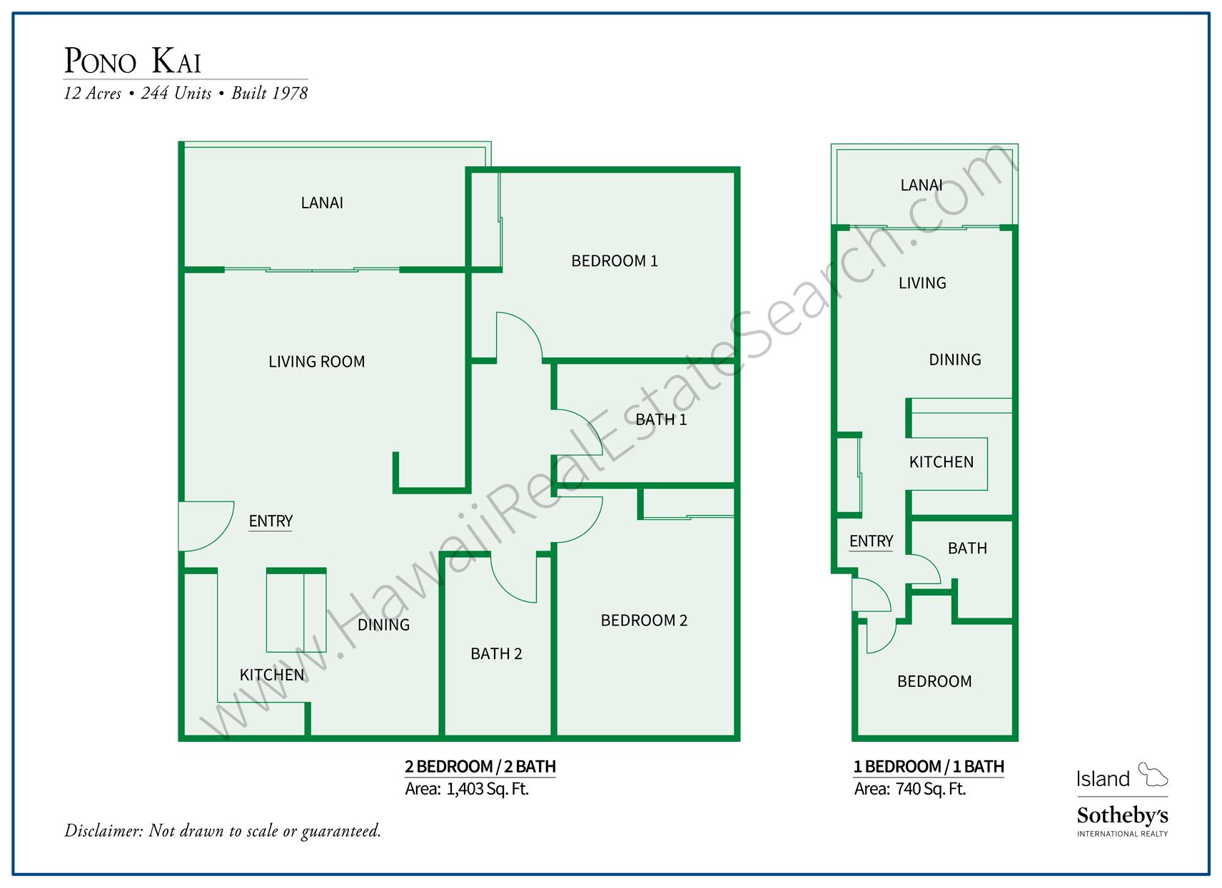 Pono Kai Condos For Sale Kauai Real Estate Kapaa