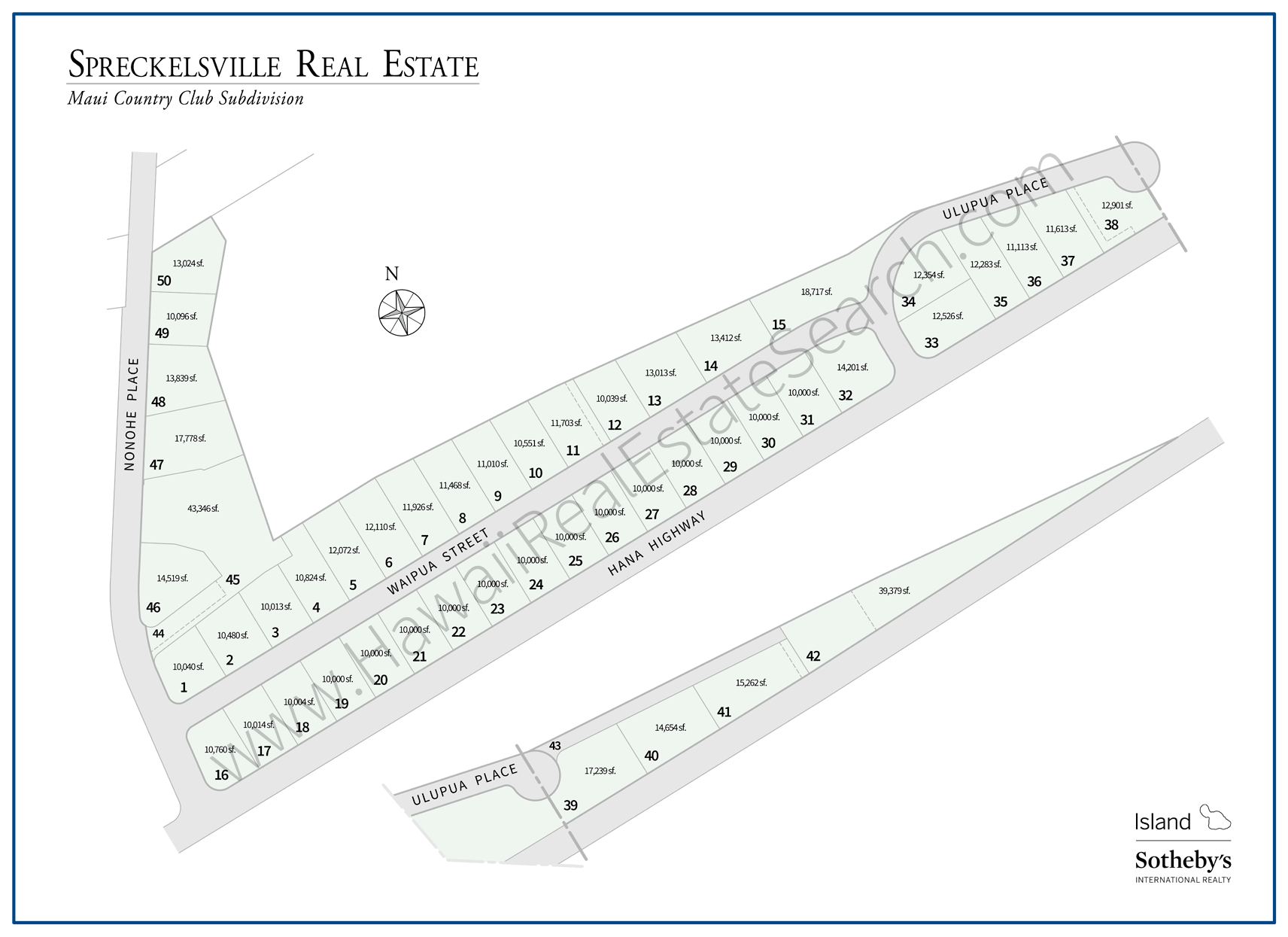 Spreckelsville Map