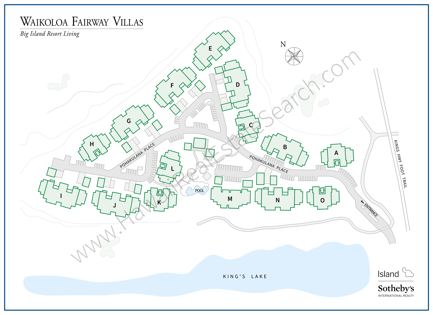 Fairway Villas at Waikoloa For Sale | Kohala Big Island