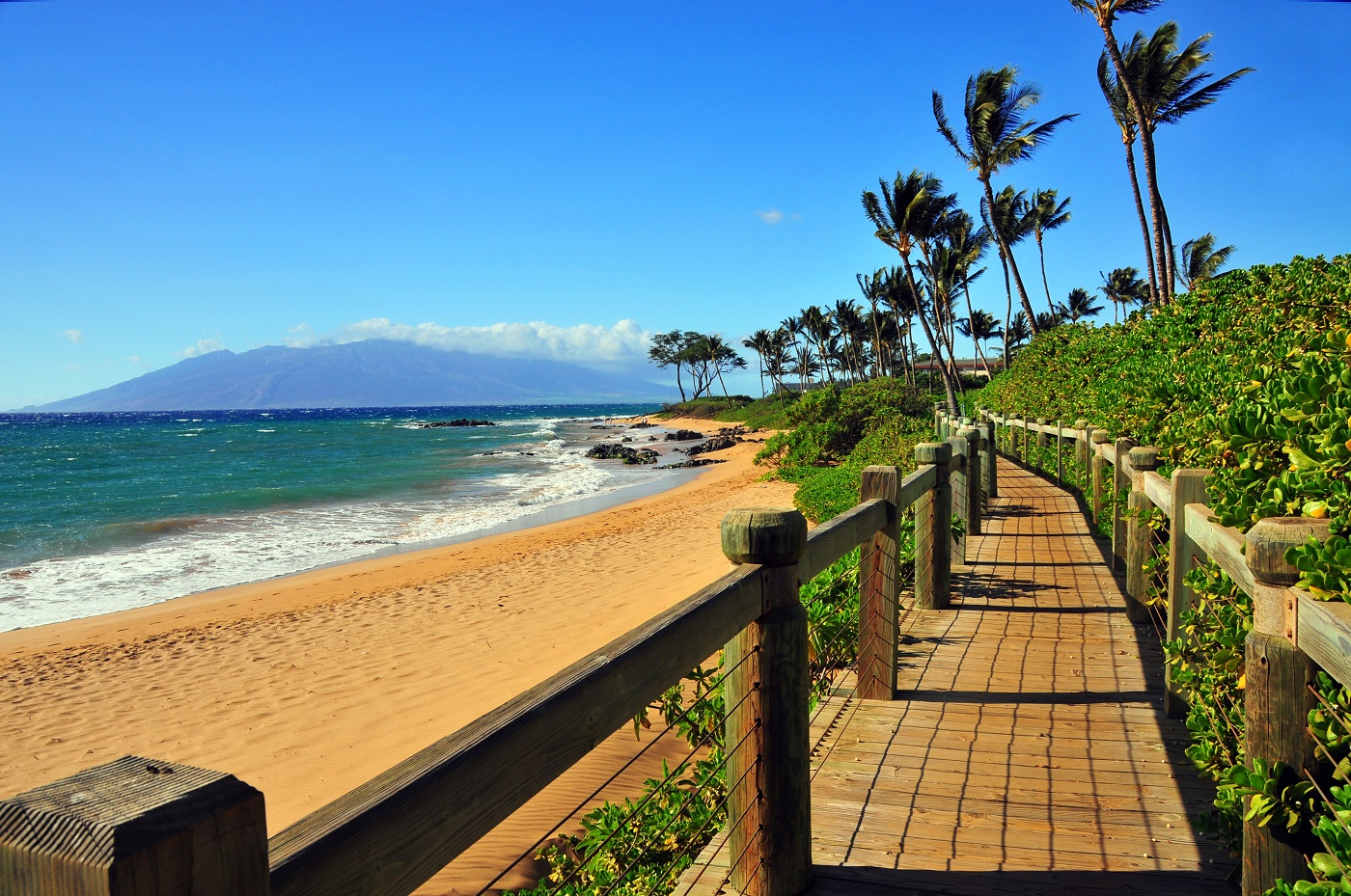 Wailea in South Maui is known today for its glorious coastlines, posh resorts, dive havens, world-class golf fairways, and exciting local cuisine.