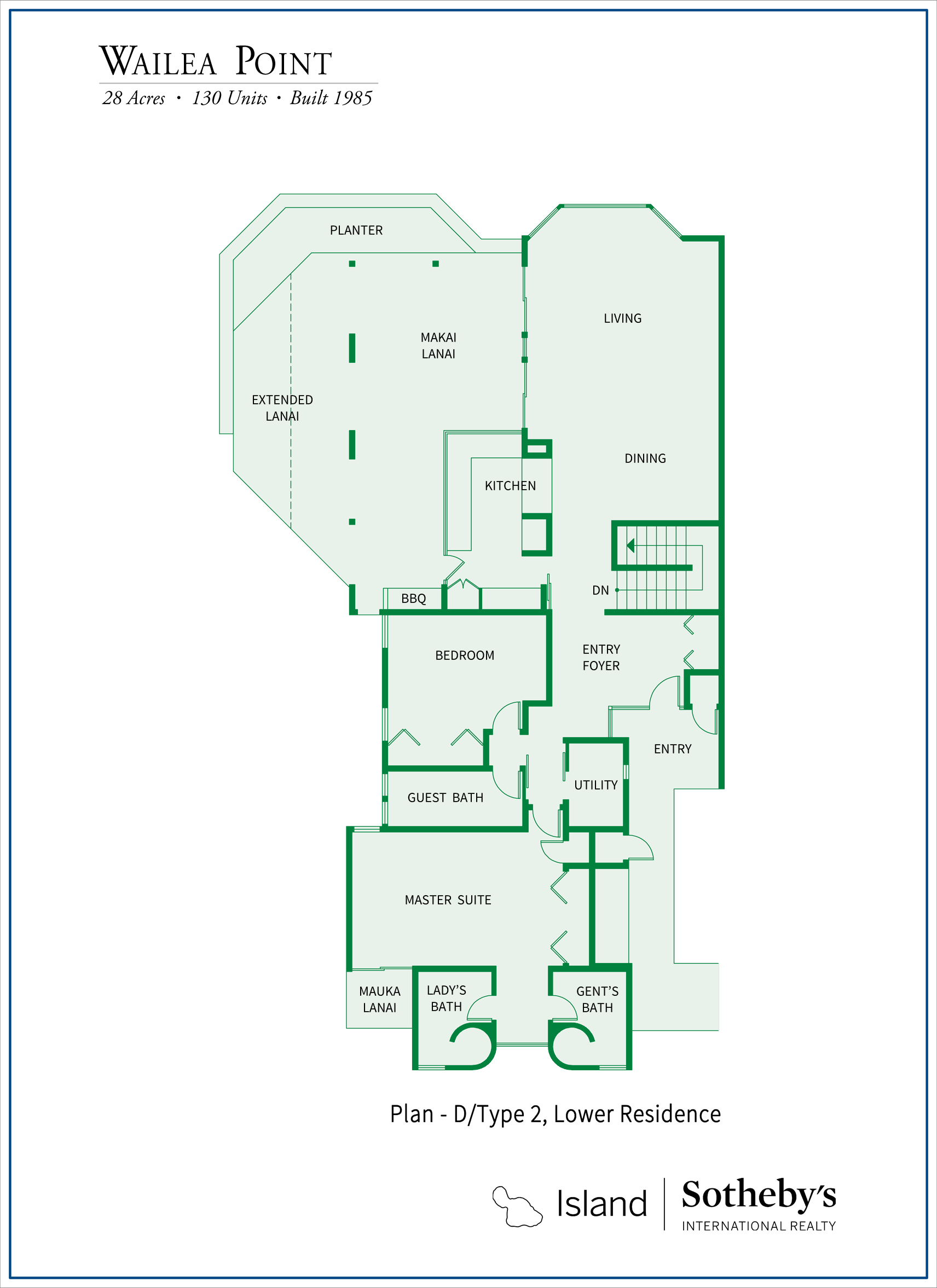 maui wailea point floor plan condo