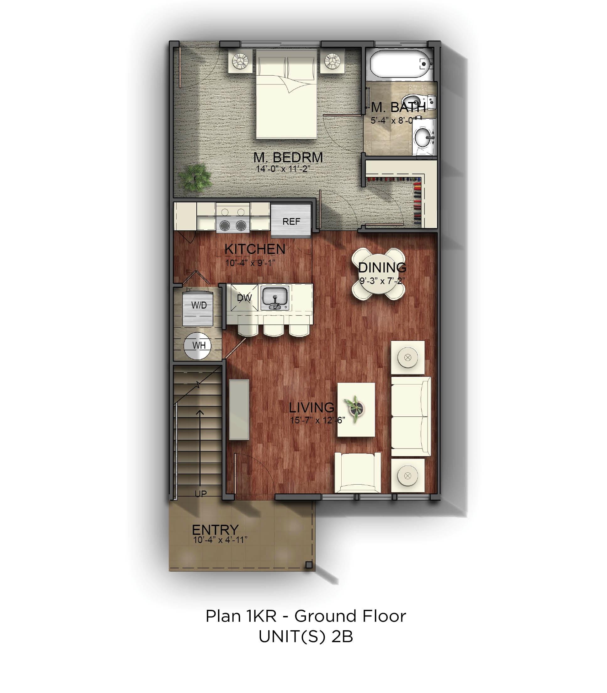 South Ridge Floor Plans: Wailele Ridge Floor Plans