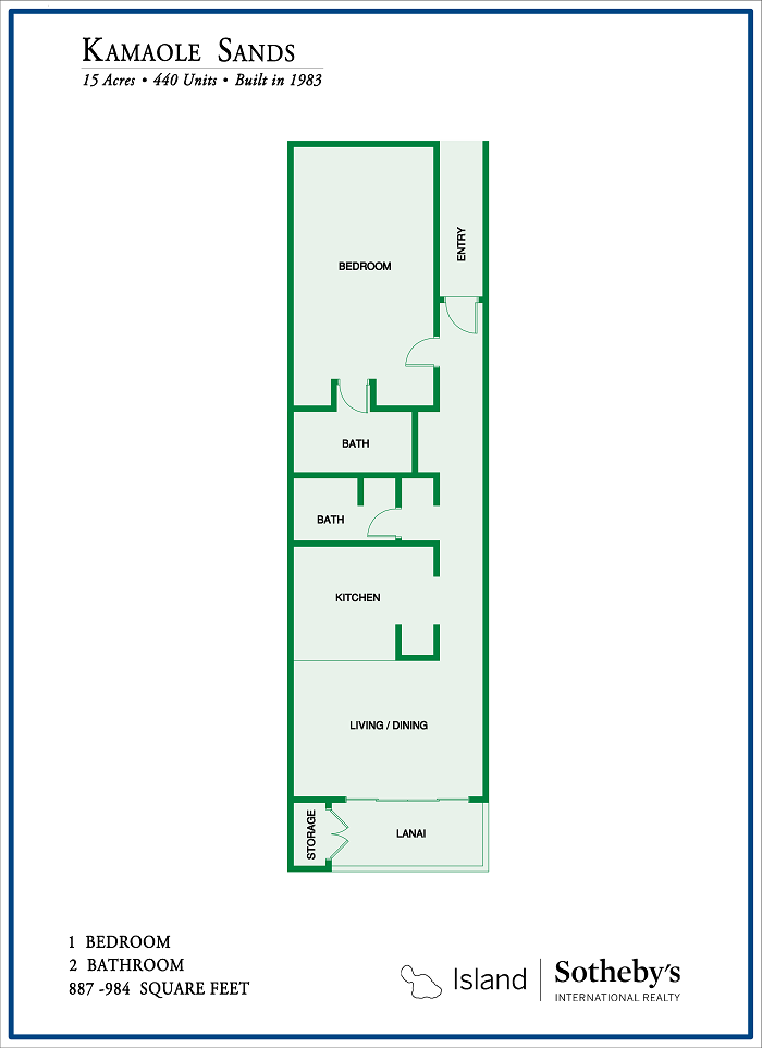 kam sands map and floor plans