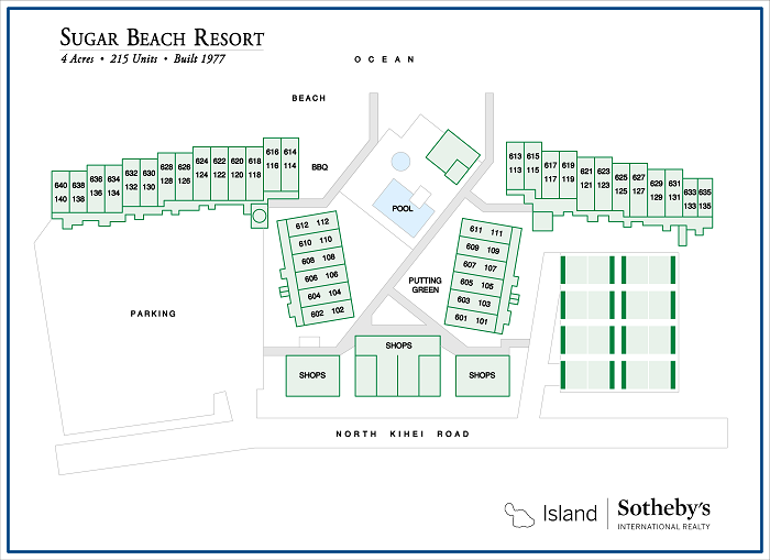 Sugar Beach Resort Map The Best Beaches In World